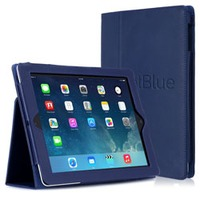 iPad Air - Debossed Ultra Leather Case