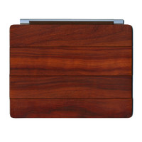 Locally-made Wooden iPad Case (Plain)