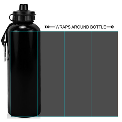 25 oz Aluminum Water Bottle