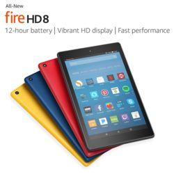 Custom Kindle Fire HD8 Thumbnail