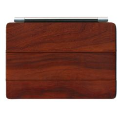Engraved Wooden iPad mini Cover, Locally-made Thumbnail