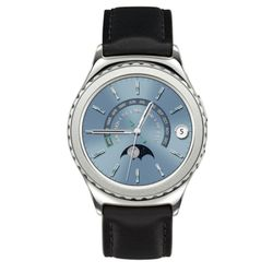 Samsung - Gear S2 Classic Smartwatch 40mm Stainless Steel - Platinum Thumbnail