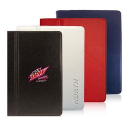 iPad 2/3/4 - Debossed TEXT Ultra Leather Case Thumbnail