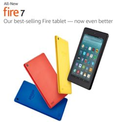 Custom Amazon Fire 7 Thumbnail