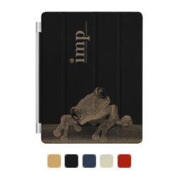 Engraved iPad 2/3/4 Smart Cover - Leather Thumbnail