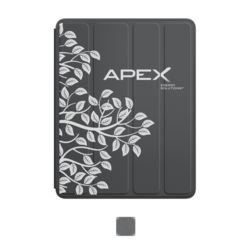 Engraved Apple iPad 2/3/4 Smart Case - Polyurethane Thumbnail